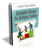Thumbnail Simple Steps to Better Sales