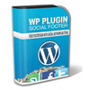 Thumbnail WordPress Plugin - WP Social Footer Plugin