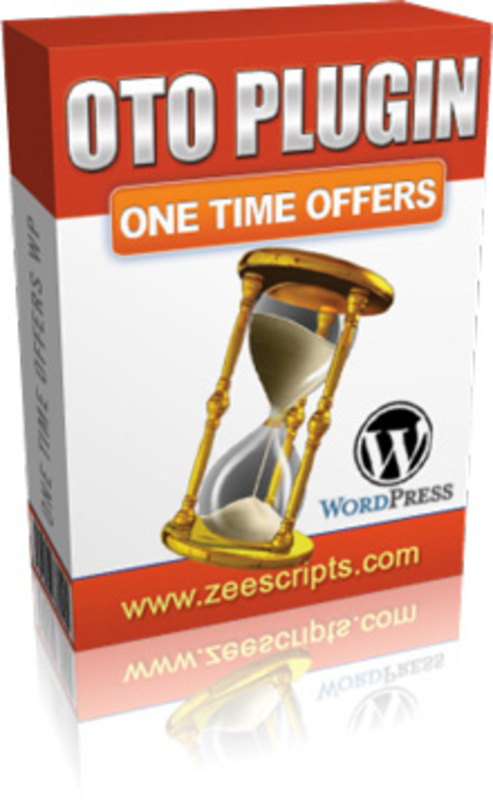 Product picture WordPress Plugins - WP One Time Offer Script