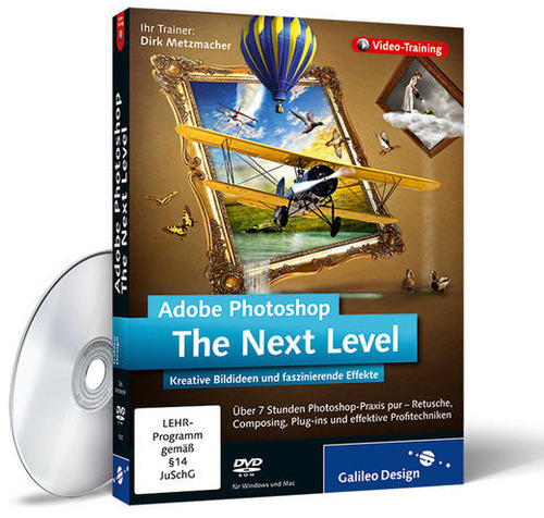 Product picture Adobe Photoshop - The Next Level