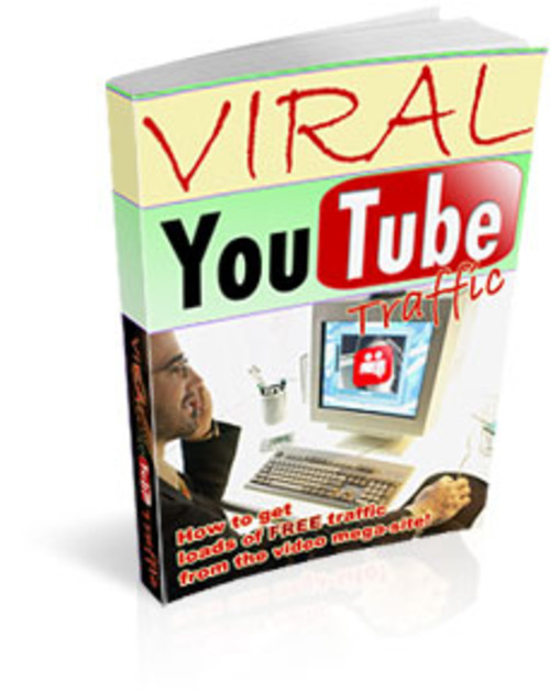 Product picture Viral You Tube Traffic